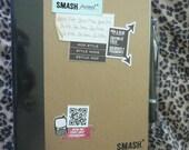 NEW -- Smash Folio Journal, K&Co. -  Blue - MOD Style