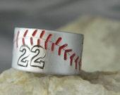 Custom Aluminum Baseball Ring