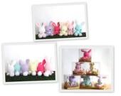 Amigurumi Bunny Crochet in Gift Box Small Bunny