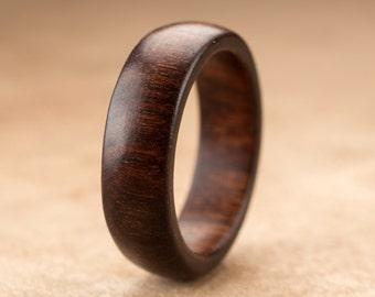 Size 9.75 - Tamboti Wood Ring No. 224