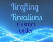 Custom Order GDI Presidential Suite Sign