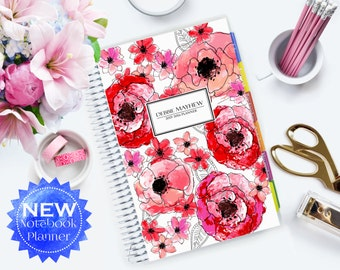 NOTEBOOK Planner 2017-2018 Customized & Personal