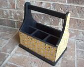 Upcycled Wood Storage Box