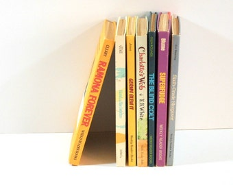 Collection of Vintage Children's Books, Youth Fiction