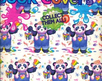 Lisa Frank Bookcovers Panda Painter and Koala