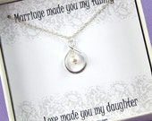 Daughter In Law  Gift - Gift Boxed Jewelry Thank You Gift