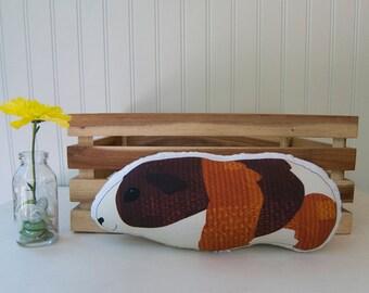 Guinea Pig Pillow Plush Soft Toy Decor Ready to Ship