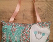 Tooth Fairy Pillow with Personalization