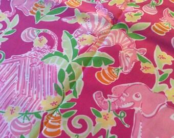 Lilly Monkeyfabric