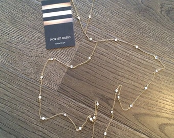 Gold  Crystal Bodychain