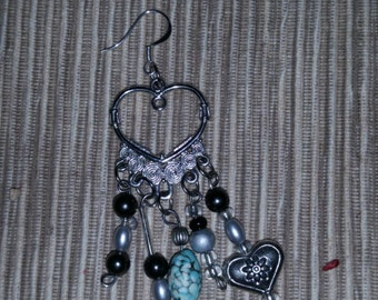 Chandler earrings hand crafted