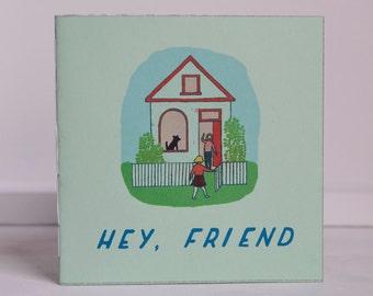 Hey, friend zine
