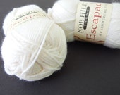 Nob Hill Escapade Cashmere Blend Yarn - Soft White