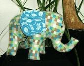 Toy sewing pattern, Stuffed animal pattern, Softie pattern, Baby toy pattern, Plush toy pattern - Mimi the Elephant soft toy pattern (S120)