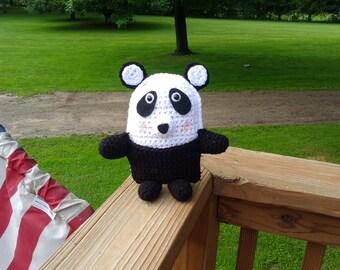 Crochet Pocket Panda