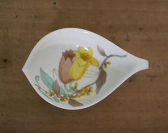 vintage mikasa creamer bone china cinderella pattern