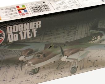 Dornier Do Airplane Model Vintage 1986 Airfix Models