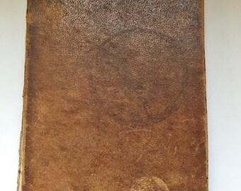 1838 Pre-Civil War Era New Testament Bible New York