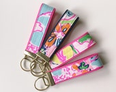 Lilly Pulitzer for Target Nosie Posey Key Fob