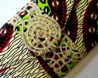 Asabone Clutch Purses ready to ship!