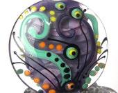 Dreams - Handmade Lampwork Glass Bead by Anne Schelling, SRA