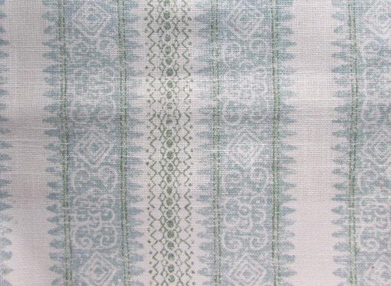 frascati cypress home decor print linen cotton multipurpose fabric