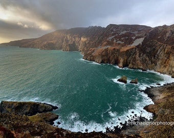 slieve league in donegal
