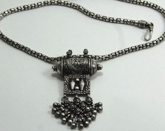 Ethnic necklace Asia - Hmong Tibet