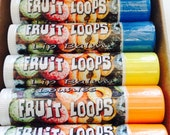 Fruit Loops | Flavored Lip Balm | Fruit Loops Scented | Scented Lip Balm | Flavored Chapstick | Lip Balm | Chapstick |Chap Stick | Flavors