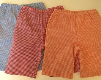 CLEARANCE 3 Pair Set of Baby Boy Pants 0-3 Month