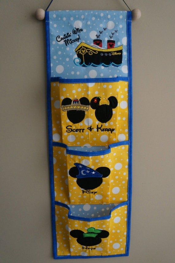 Where to order a personalized fish extender picture the for Disney cruise fish extender