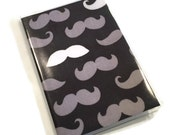 Passport Cover Mustaches