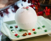 Mrs. Claus' Cookies Bath Bomb - 5 Ounces Free Shipping, Gifts for Her