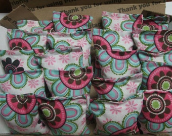 """20 Mini   2 x 2 1/2 """" Rice Bags ~~ Great to use with Jamberry Nail Wraps ~~   By Terrys Country Shop   ( R 9 )"""