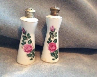 Vintage Japan Salt & Pepper Shakers