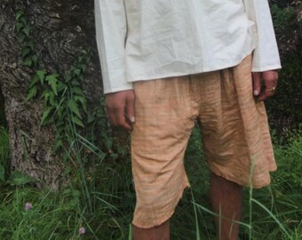Men Khadi Shorts ~