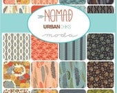 NOMAD Fat Quarter Bundle - Urban Chiks - Moda Fabrics - 29 FQs