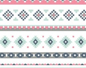 Pirot Evoked Silver  rcl-602 - RECOLLECTION - Katarina Roccella for Art Gallery Fabrics - By the Yard