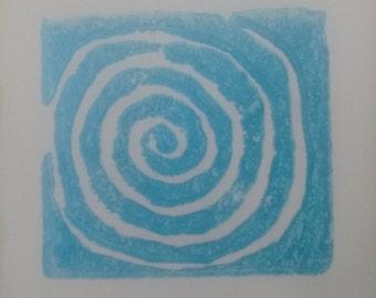 Azure Blue Chapbook