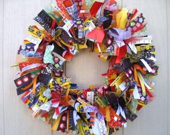 Back to School Wreath, Gift for Teacher, Classroom Decoration, Red Apple, School Teacher Door Hanger, Teacher Appreciation, Fall Wreath