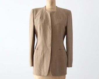 vintage Giorgio Armani blazer