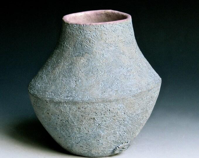 Hand Built Vase