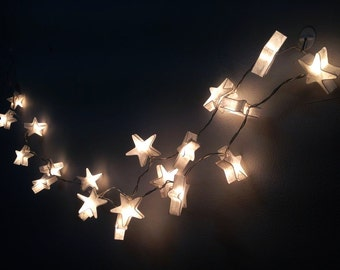 Lucky Star string lights for Patio,Wedding,Party and Decoration
