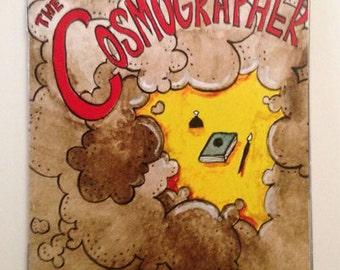The Cosmographer -  Minicomic by Joe Kuth
