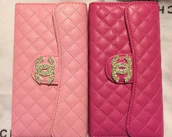 Genuine leather phone case