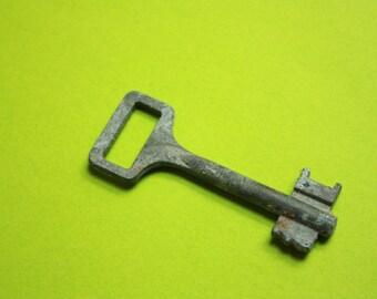 Back in the USSR - Vintage Key - Soviet Russian metal