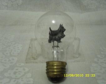 Aerolux Twin Scotty Dog figural neon WORKING glow light bulb #2: il 340x270 fod6