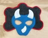 Dino Mask + Tail