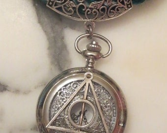 It's time for Slytherins who like the Deathly Hallows