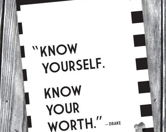 Know your worth | Etsy